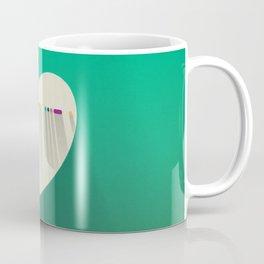 LOVE in Morse Code Coffee Mug