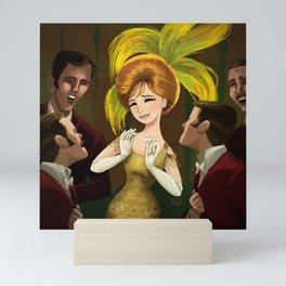 Hello Dolly Mini Art Print