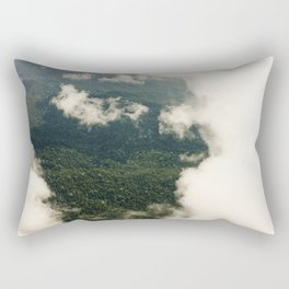 the rainforest  Rectangular Pillow