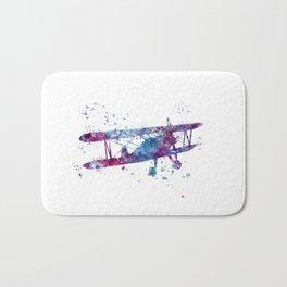 Little Plane Bath Mat