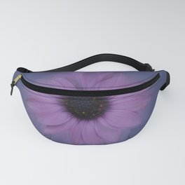 Shabby-chic African Daisy Flower Fanny Pack