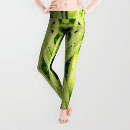 Morning Green Leggings