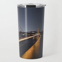 Golden Gate Glowing Travel Mug