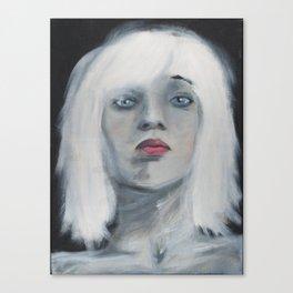 miss Canvas Print