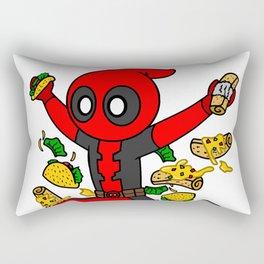taco time Rectangular Pillow