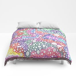 Bubbles 7 Comforters