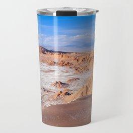 Valle de la Luna in San Pedro de Atacama, Chile Travel Mug