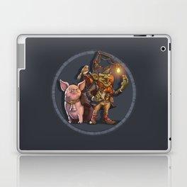 Monster of the Week: Mushroom Trader Laptop & iPad Skin