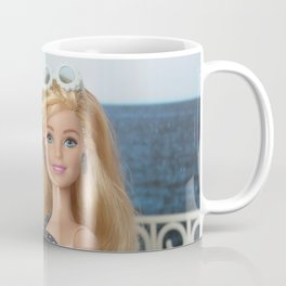 ** It's always a good day to go for a walk to watch the sea and eat a delicious ice cream. ** Coffee Mug