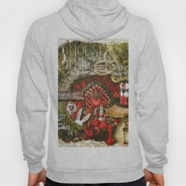 Queen of the Hearts Hoody
