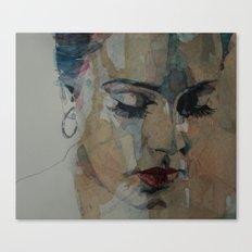 Make You Feel My Love Canvas Print
