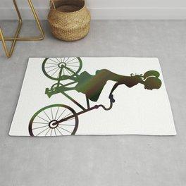 Cycling 380 Rug