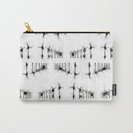 Wind Turbines. Carry-All Pouch