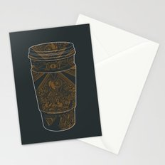 Inspired by Coffee Stationery Cards