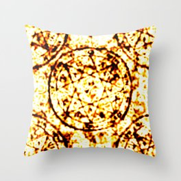 magicfire Throw Pillow