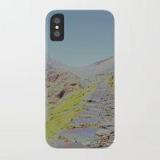 Chromascape 16 (Snowdon) iPhone X Slim Case