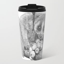 Slow Loris (Kera Duku) Travel Mug