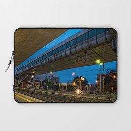Roma, stazione urbana | Rome urban station Laptop Sleeve