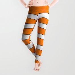 Clownfish Finding Nemo Inspired Leggings