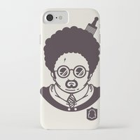 potter iPhone & iPod Cases featuring Barry Potter by Ryder Doty