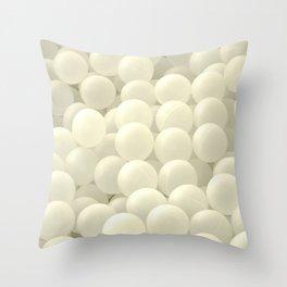 Ping Pong Throw Pillow