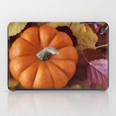 Pumpkin  iPad Case