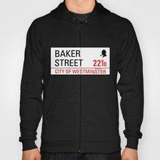 221B Baker Street Hoody