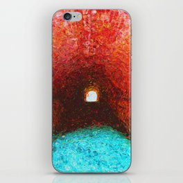 Below iPhone Skin