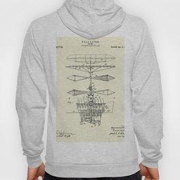 Air Ship-1909 Hoody