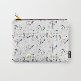 Happy cats III Carry-All Pouch