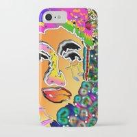 dj iPhone & iPod Cases featuring DJ by sladja