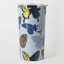 Gynandromorph Butterfly Travel Mug