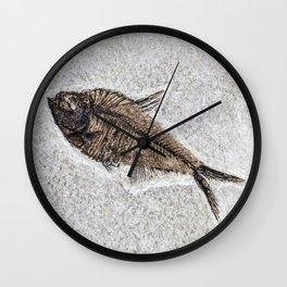The Fish Wall Clock