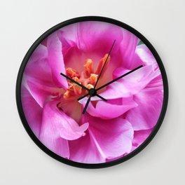 tulip 152 Wall Clock