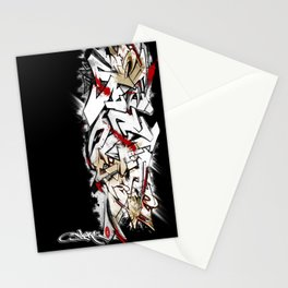 Hot Bloody Murda Stationery Cards