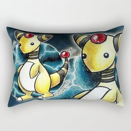 181-ampharos Rectangular Pillow