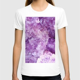 Purple Gems T-shirt