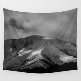 Provo Mountains Wall Tapestry