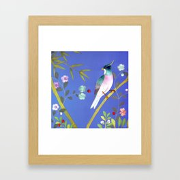 chinois 1731: twilight variations Framed Art Print
