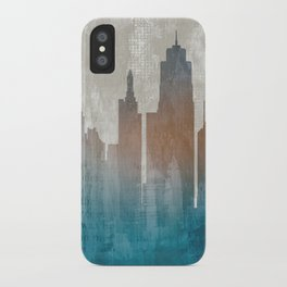 Urban Reflections 1 iPhone Case