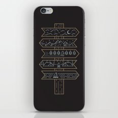 Choose Your Own Adventure iPhone & iPod Skin