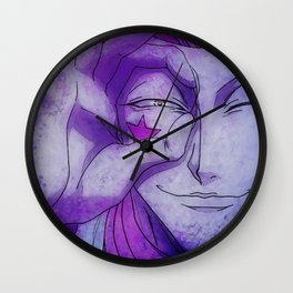 Hisoka HunterxHunter Wall Clock