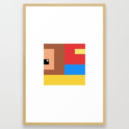 Banjo-Kazooie Framed Art Print