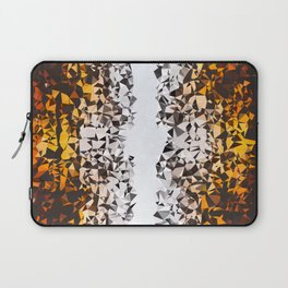 Fading Pieces Laptop Sleeve
