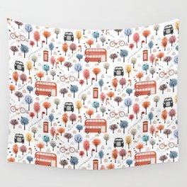 London transport Wall Tapestry