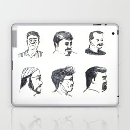 people around me Laptop & iPad Skin