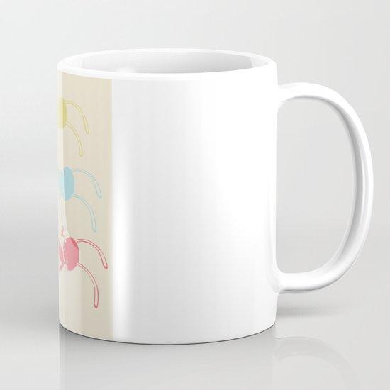 INK BUNNY & ROLL Mug