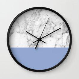 Serenity & marble Wall Clock