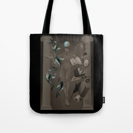 Throw your net on the right side Tote Bag