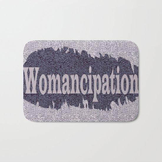 Womancipation Bath Mat